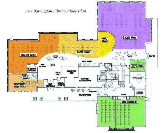 Complete floor plan