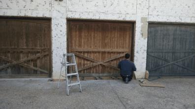 Garage Remodel Project