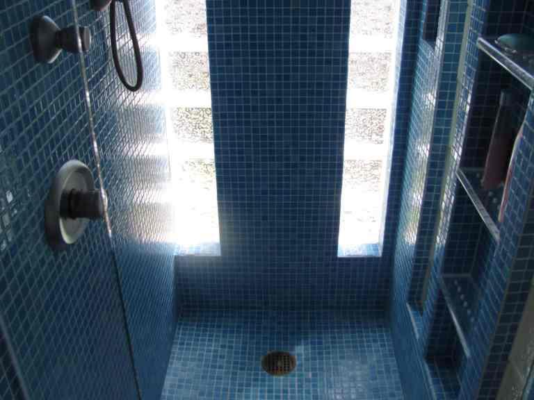 Bath shower remodel