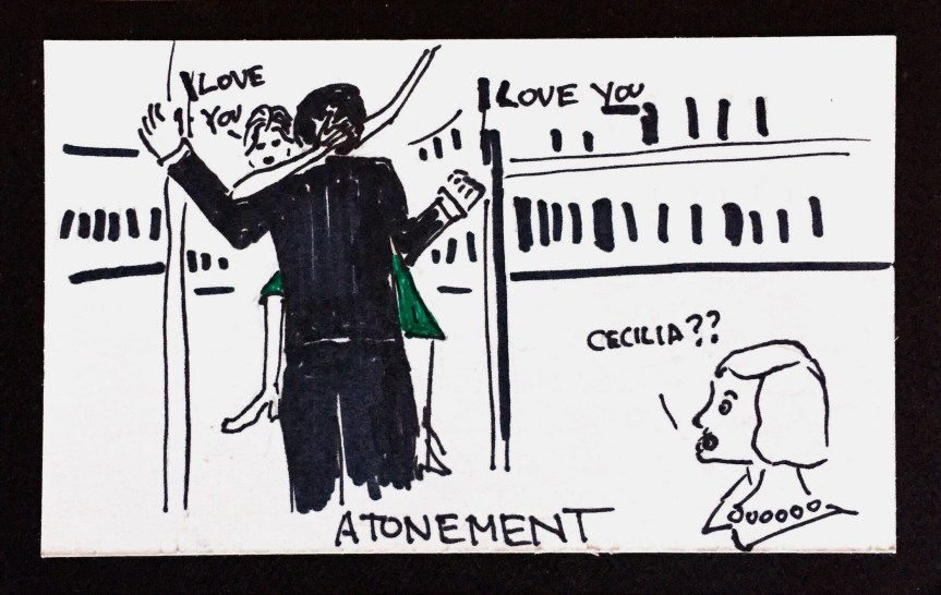 Atonement Framed