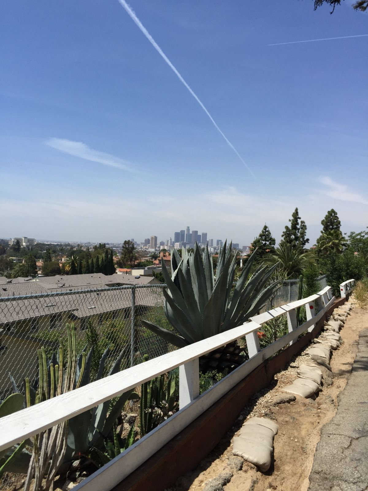 view from Lincoln Heights