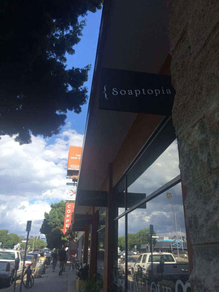Soaptopia on venice blvd