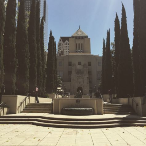 L.A. Public Library - DTLA