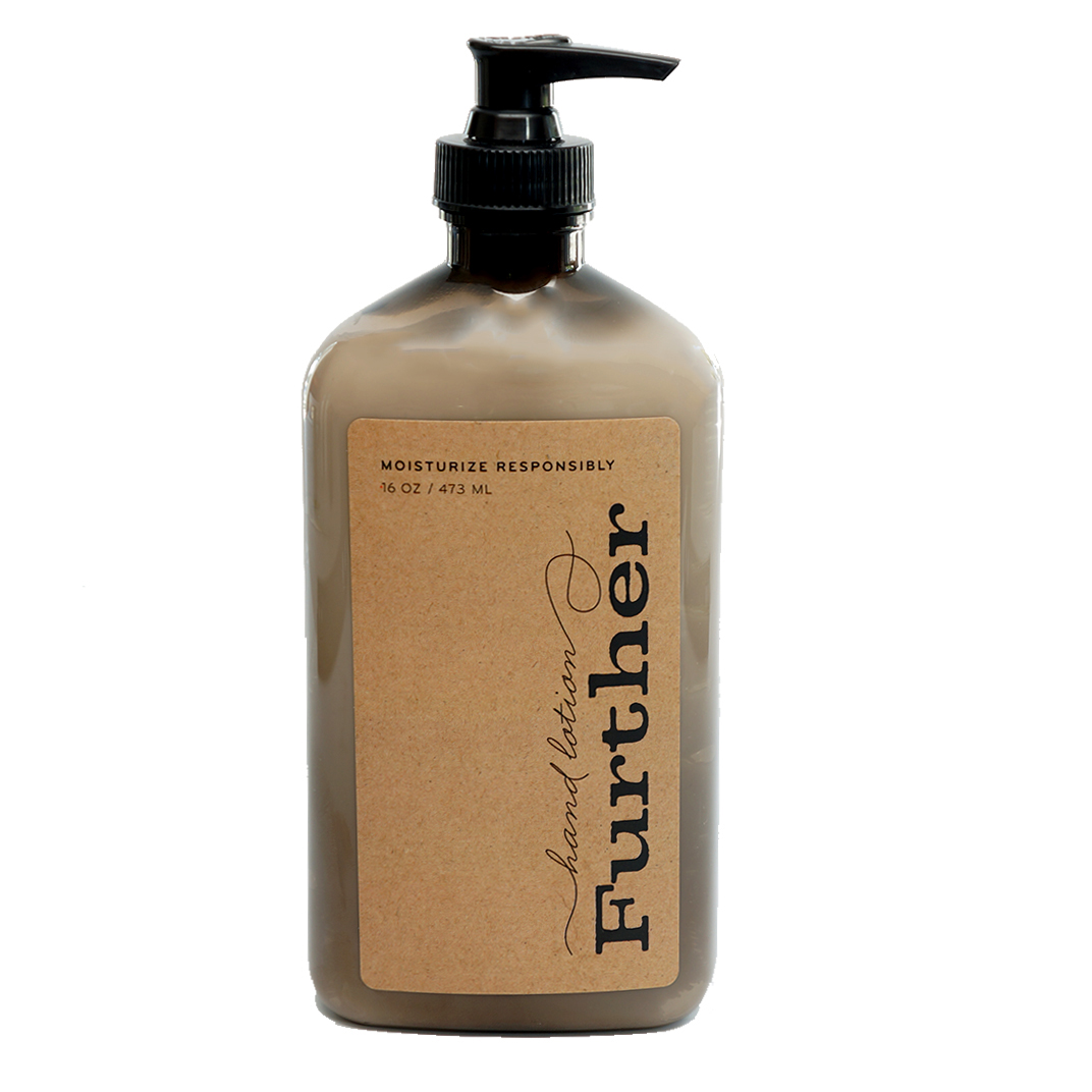glycerin lotion from Further Products