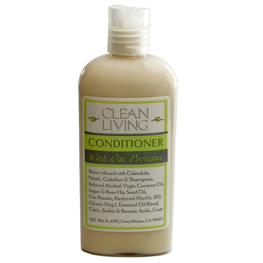 natural conditioner from Clean Living