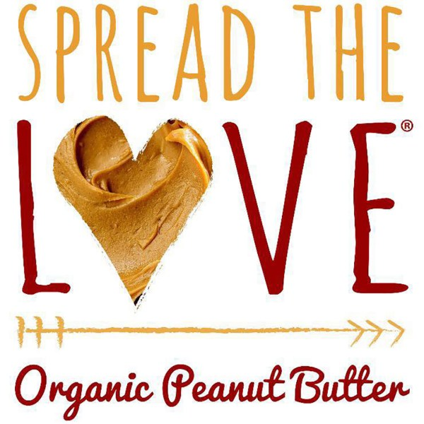 Spread the Love Peanut Butter logo