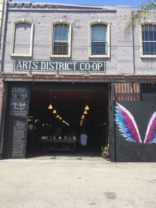 arts district co-op