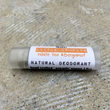 natural travel deodorant from Ujjayi Boutique