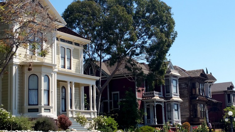 Echo Park Angeleno Heights Victorian Homes