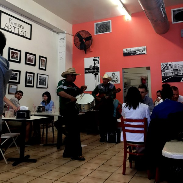 Guisados in Boyle Heights