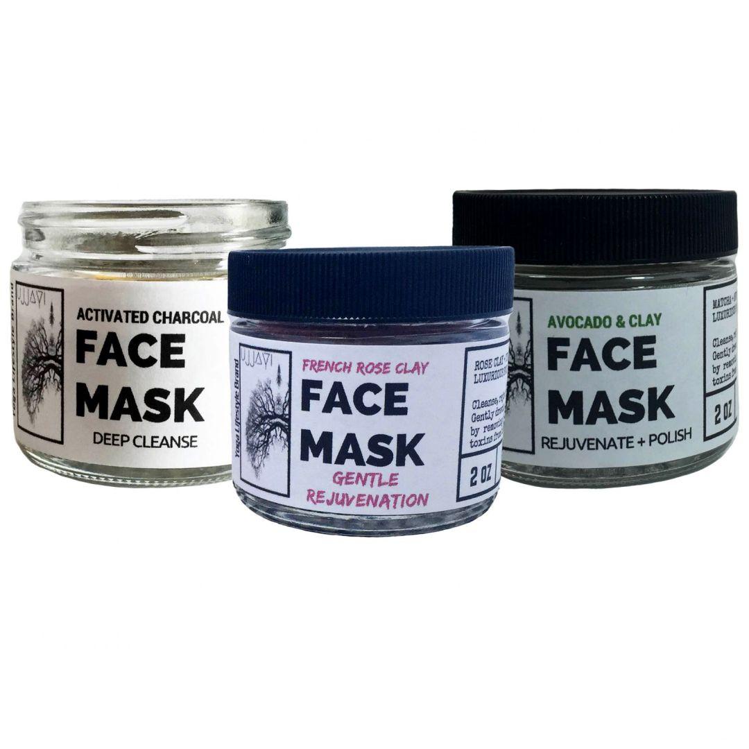 rejuvenating clay masks