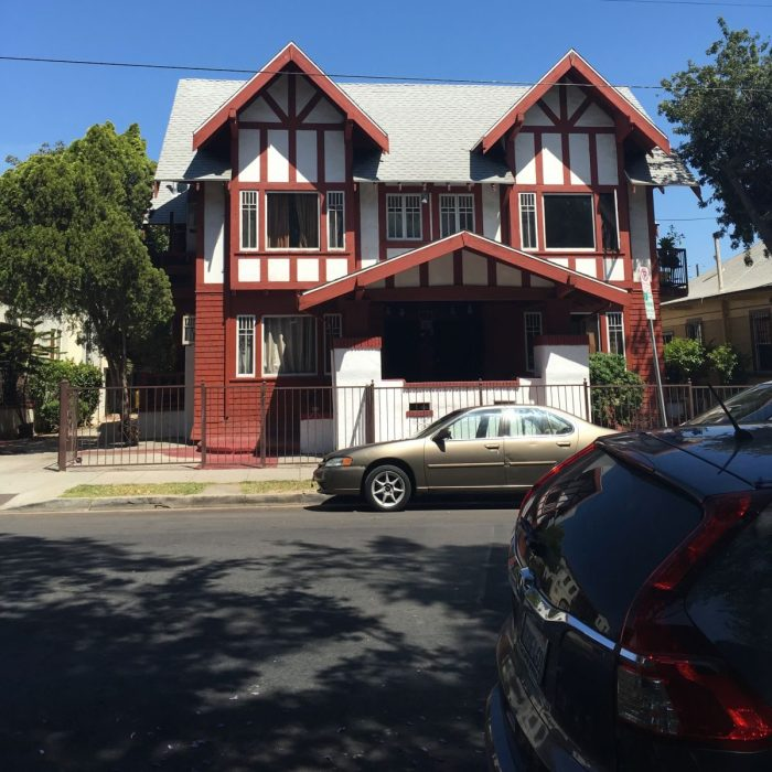 Lincoln Heights Architecture