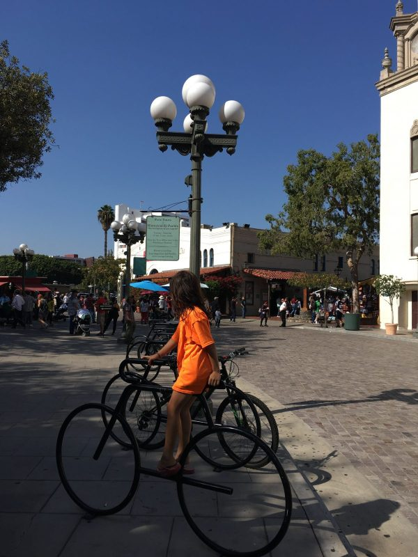 Union Station and Olivera Street