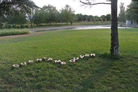 """""""Cuéntame Oliver"""" en el Parque Oliver"""