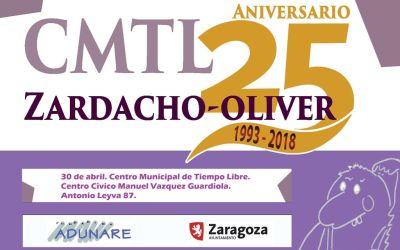Actividades del 25 aniversario del CMTL Zardacho-Oliver