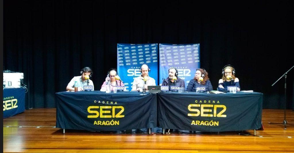 El Centenario de Oliver, protagonista en Radio Zaragoza