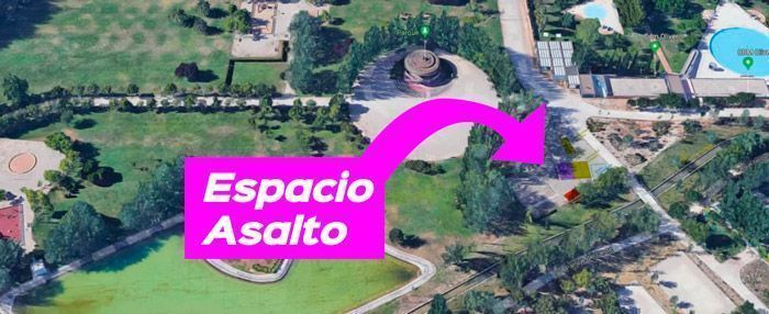 Festival Asalto 2018 Barrio Oliver