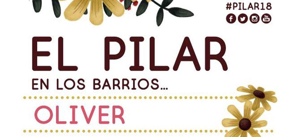 Fiestas del PIlar 2018 en Oliver