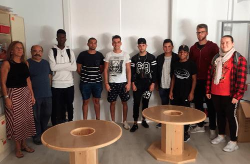 Ramiro solans Proyecto Vive tu escuela 2019