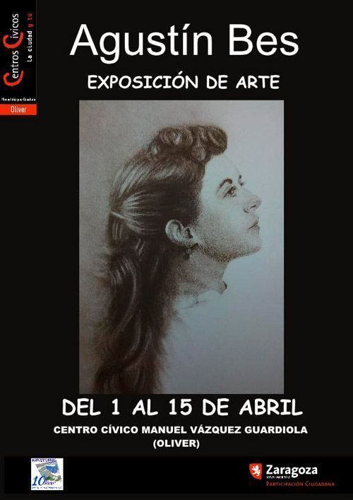 Exposición de arte de Agustín Bes