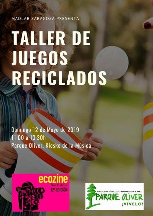 Ecozine 2019 en Oliver