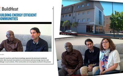 El proyecto Buildheat de Maestro Tellería, en los medios