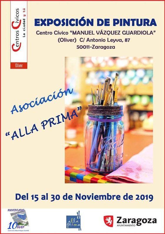 Centro Cívico Oliver: Actividades de Diciembre 2019