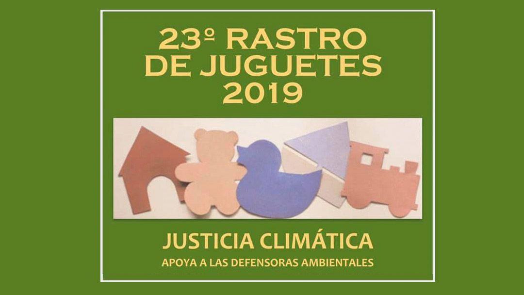 El  23º Rastro de Juguetes 2019 abre sus puertas el 13 de diciembre