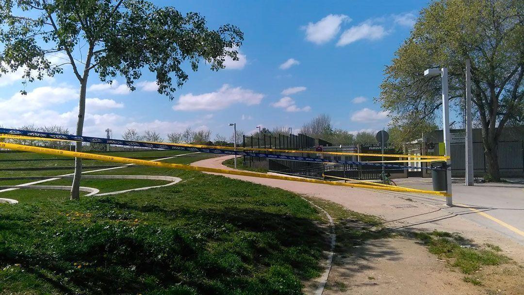 El Parque Oliver permanecerá cerrado por la crisis del coronavirus