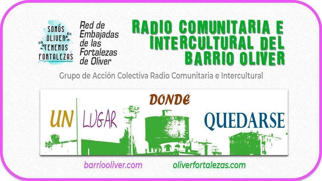 Radio Comunitaria - Un lugar donde quedarse