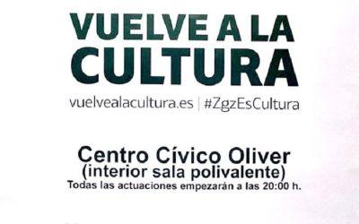 El Centro Cívico Oliver reinicia su actividad