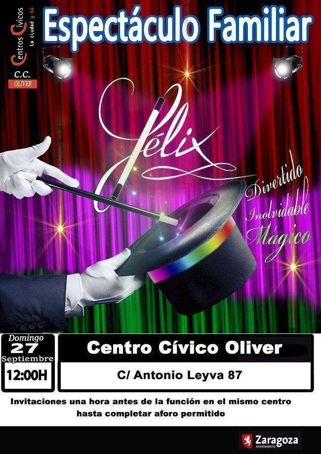 Centro Cívico Oliver - Félix - 09-2020