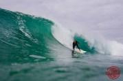 Photographe : Bastien Bonnarme - Surfeur : Stephane Ducos