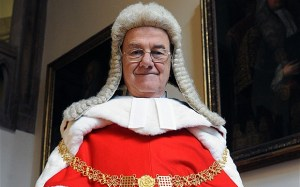 Former Lord Chief Justice Judge