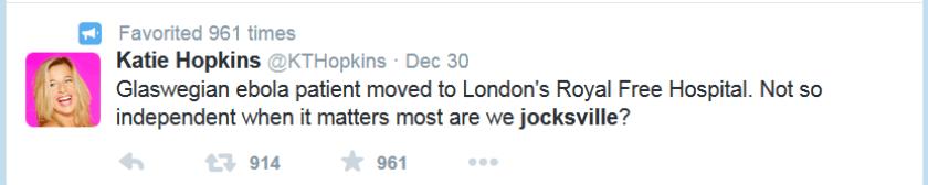 jocksville tweet