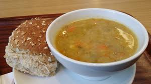 Soup with Roll: No longer a cheap option