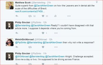 Brexit tweets David Allen Green