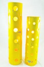 1038 - 1039 Luminárias cano furos am md e gr