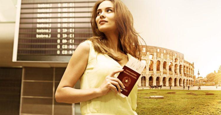 passaporte italiano