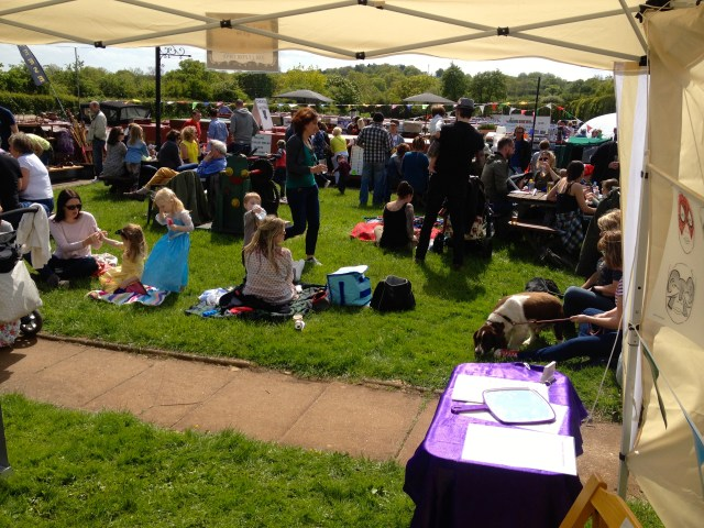 Alvechurch Beer and Boat Festival 2015