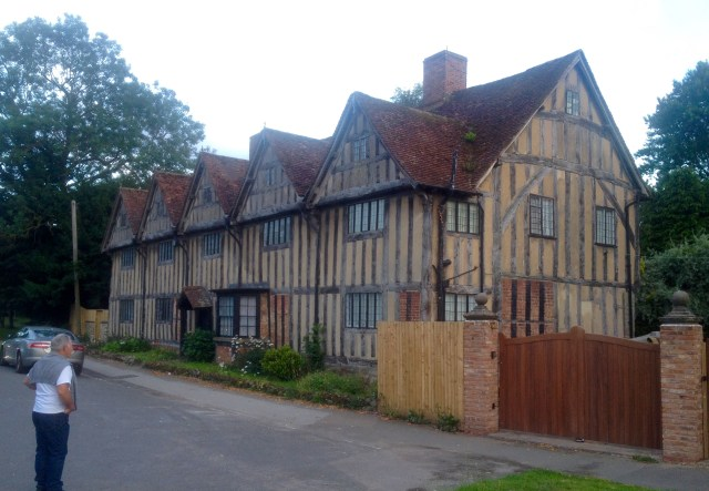 Tudor House, Long Itchington