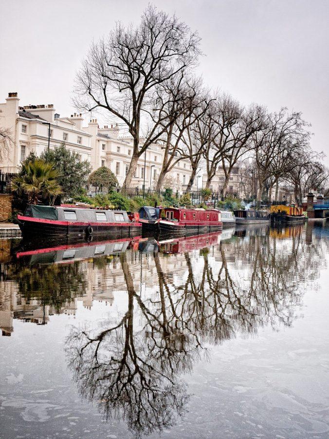 Little Venice London Barry Teutenberg NB Areandare