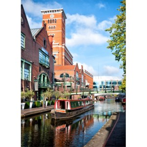 Birmingham Canal Navigation – Brindley Place