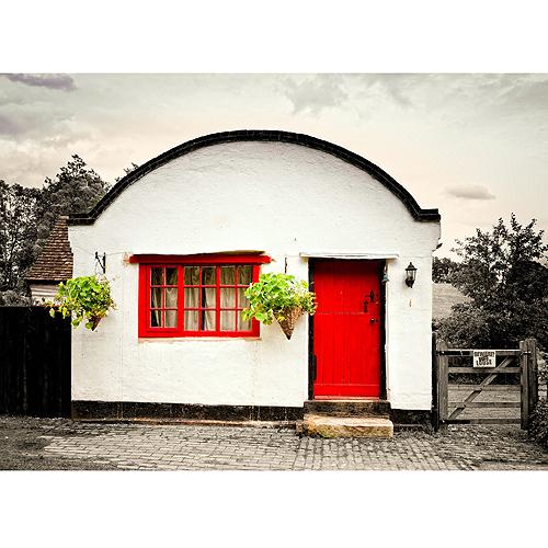 Stratford Canal - Barrel Roofed Cottage