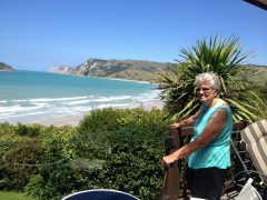 Rangimarie, Anaura Bay, where Barry and I spent our honeymoon in 2009