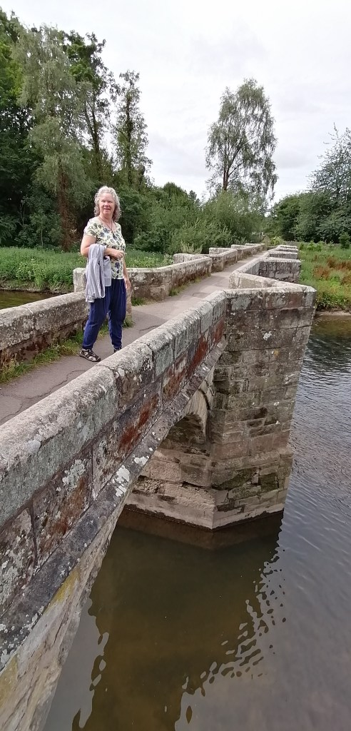 Essex Bridge Shugborough Estate July 2020