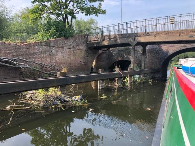 Thurcaston Old Bridge August 2020
