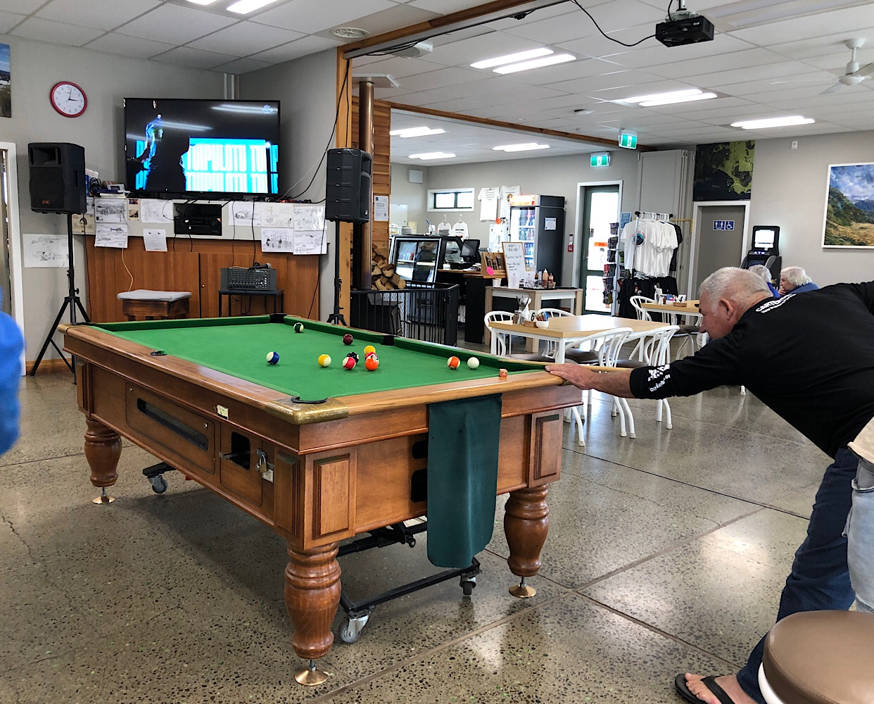 Base Camp pool competition Sunday 21st March 2021