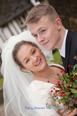 Wedding Lacock Village Wiltshire