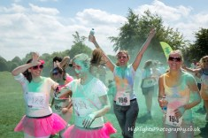 Family Charity Events, Rainbow Run